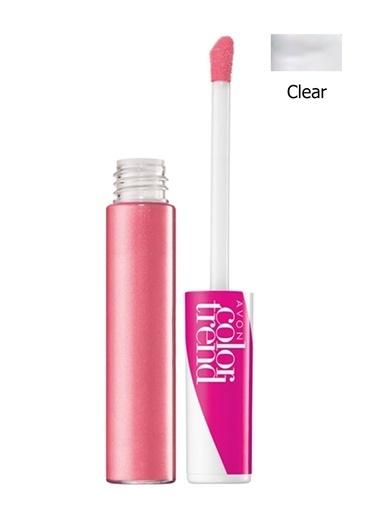 Avon Color Trend Dudak Parlatıcı Clear Renksiz